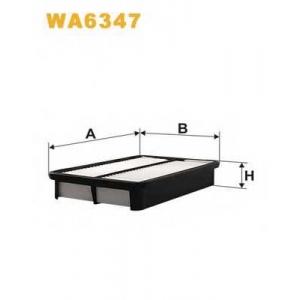 WIX WA6347 Фильтр воздушный (AP 160)