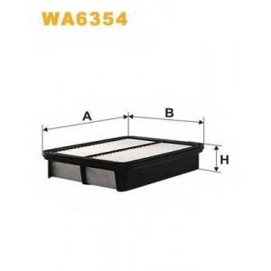 WIX FILTERS WA6354 Фильтр воздушный TOYOTA COROLLA WA6354/AP167 (пр-во WIX-Filtron)