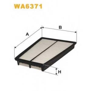 WIX FILTERS WA6371 Фильтр воздушный WA6371/AP182/2 (пр-во WIX-Filtron)