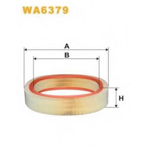 WIXFILTRON WA6379 Фільтр повітряний