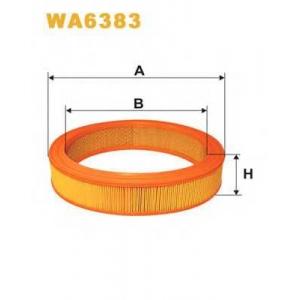 WIXFILTRON WA6383 Фільтр повітряний
