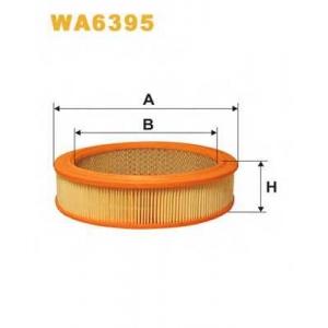 WIX WA6395 Фильтр воздушный ВАЗ 2101-2107, 2108-09 (карбюратор)/AR214 (пр-во WIX-Filtron UA)