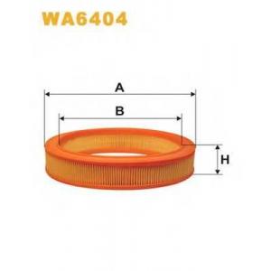 WIX FILTERS WA6404 Фильтр воздушный FORD   (пр-во Wix-Filtron) AR223/WA6404