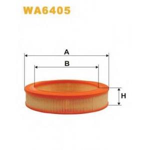 Воздушный фильтр wa6405 wix - FORD CAPRI II (GECP) купе 3.0