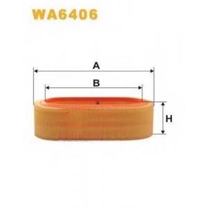 WIXFILTRON WA6406 Фільтр повітряний