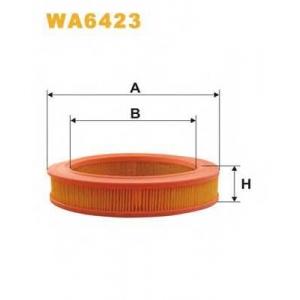 WIX WA6423 Фильтр воздушный WIX(AR 239)