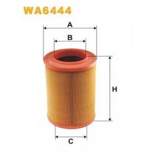 WIX WA6444 Фильтр воздушный VW T4 WA6444/AR265 (пр-во WIX-Filtron UA)