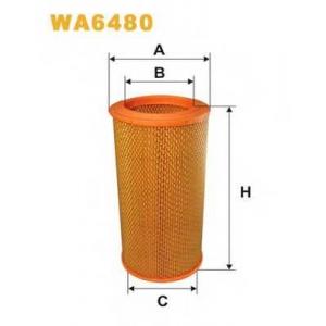WIXFILTRON WA6480 Фільтр повітряний