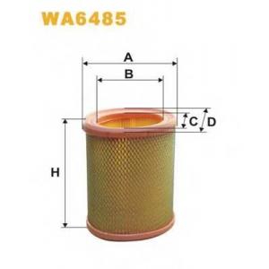 WIX FILTERS WA6485 Фильтр воздушный CITROEN, PEUGEOT WA6485/AE311 (пр-во WIX-Filtron)