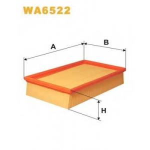 WIXFILTERS WA6522 Фiльтр повiтря 187/2