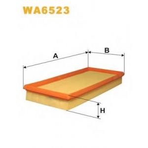 WIX WA6523 Фильтр воздуха