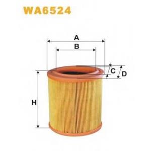 WIX WA6524 Фильтр воздушный (AE 311/1)