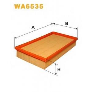 WIX WA6535 Фильтр воздушный FORD FOCUS WA6535/AP074/1 (пр-во WIX-Filtron UA)