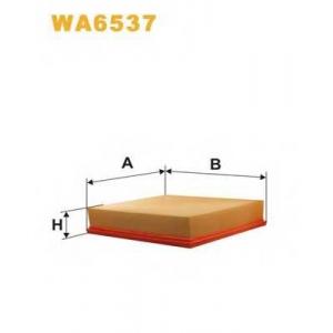 WIX FILTERS WA6537 Фильтр воздушный AUDI A8 WA6537/AP004/2 (пр-во WIX-Filtron)