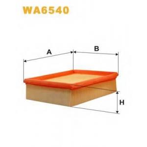 WIX FILTERS WA6540 Фильтр воздушный