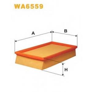 WIXFILTERS WA6559 Фiльтр повiтря 188