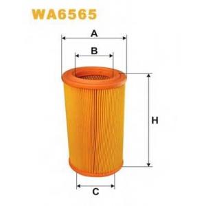 WIX FILTERS WA6565 Фильтр воздушный PEUGEOT WA6565/AR314/1 (пр-во WIX-Filtron)