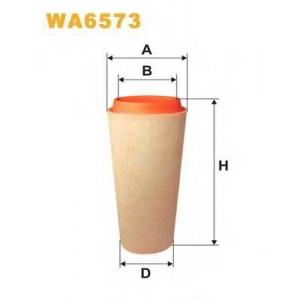 WIX FILTERS WA6573 Фильтр воздушный AK362/WA6573 (пр-во WIX-Filtron)