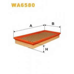WIX FILTERS WA6580 Фильтр воздушный MB WA6580/AP010/2 (пр-во WIX-Filtron)