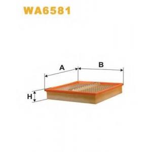 WIX FILTERS WA6581 Фильтр воздушный MB WA6581/AP010/3 (пр-во WIX-Filtron)