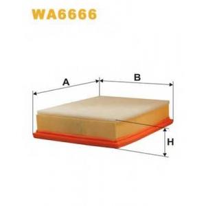 WIX WA6666 Запчасть