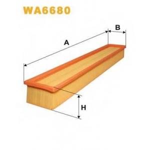 WIX WA6680 Запчасть