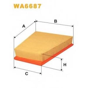 ��������� ������ wa6687 wix - SEAT IBIZA V (6J5) ��������� ������ ����� 1.2