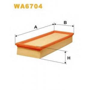 WIXFILTRON WA6704 Фільтр повітряний