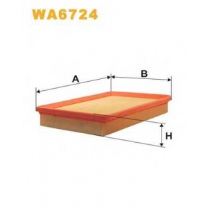 ��������� ������ wa6724 wix - HYUNDAI ELANTRA (XD) ��������� ������ ����� 1.6