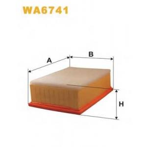 WIX WA6741 Запчасть