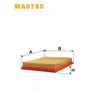 WIX WA6780 Фильтр воздушный (AP 003/5)
