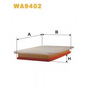WIX FILTERS WA9402 Фильтр воздушный OPEL WA9402/AP051/5 (пр-во WIX-Filtron)