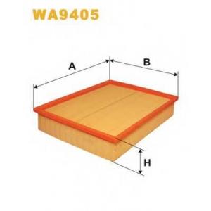 WIX WA9405 Фильтр воздушный AUDI, VW WA9405/AP063/1 (пр-во WIX-Filtron UA)