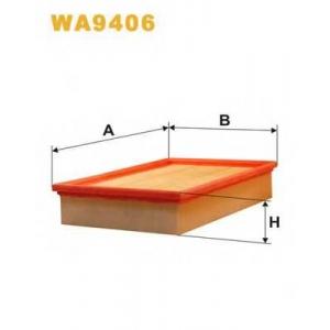 ��������� ������ wa9406 wix - FORD FOCUS C-MAX ��� 1.8