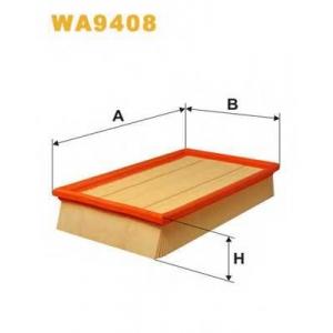 WIX FILTERS WA9408 Фильтр воздушный WA9408/AP074/6 (пр-во WIX-Filtron)