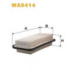 WIXFILTERS WA9414 Фiльтр повiтря 142/4