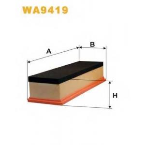 WIX WA9419 Фильтр воздушный (AP 130/10)