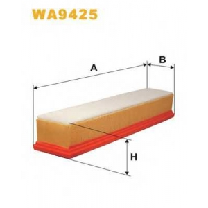 ��������� ������ wa9425 wix - RENAULT KANGOO Express (FC0/1_) ������ 1.5 dCi
