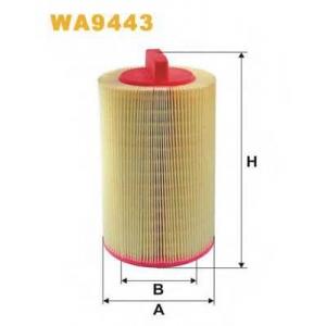 ��������� ������ wa9443 wix - MERCEDES-BENZ CLK (C209) ���� 200 Kompressor (209.342)