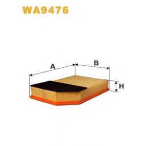 WIXFILTRON WA9476 Фільтр повітряний