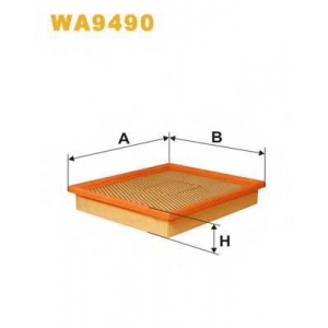 WIX FILTERS WA9490 Фильтр воздушный CHRYSLER AP003/6/WA9490 (пр-во WIX-Filtron)