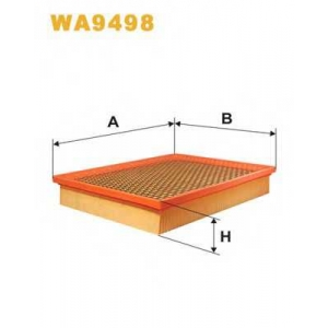WIX FILTERS WA9498 Фильтр воздушный WA9498/188/5 (пр-во WIX-Filtron)