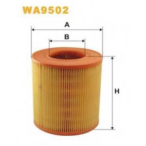 WIXFILTRON WA9502 Фільтр повітряний