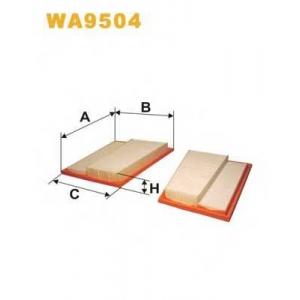 WIXFILTRON WA9504 Фільтр повітряний