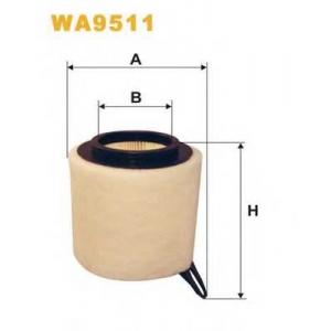 WIXFILTRON WA9511 Фільтр повітряний