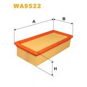 Воздушный фильтр wa9522 wix - MITSUBISHI COLT VII (Z2_, CZ_) Наклонная задняя часть 1.5 (Z30)
