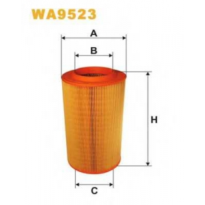 WIX FILTERS WA9523 Фильтр воздушный WA9523/AR316/1 (пр-во WIX-Filtron)