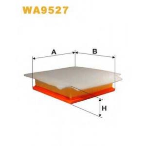 WIX FILTERS WA9527 Фильтр воздушный WA9527/072/2 (пр-во WIX-Filtron)