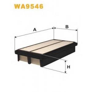 WIX WA9546 Фильтр воздушный (AP 182/8)
