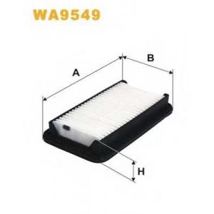WIX FILTERS WA9549 Фильтр воздушный WA9549/AP176/5 (пр-во WIX-Filtron)